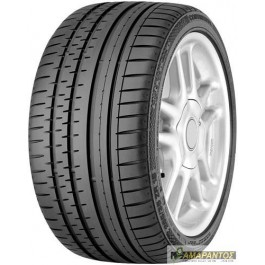 CONTINENTAL 205/45-16 SPORTCONTACT 2 83V