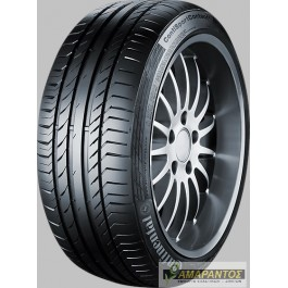 CONTINENTAL 245/45-18 SPORTCONTACT 5 96W